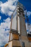 Ariane Launch Area 3 in der Guayana-Raum-Mitte stockbild