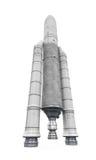 Ariane Space Rocket Royalty-vrije Stock Foto's