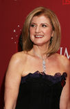 Arianna Huffington Stock Photo