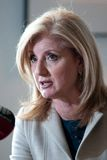 Arianna Huffington Royalty Free Stock Photos
