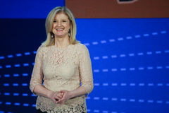 Arianna Huffington at Microsoft Convergence Stock Photography