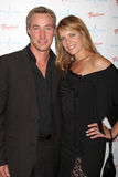 Arianne Zucker, Kyle Lowder Stock Images