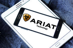 Ariat brand logo Stock Image