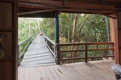 Ariau Amazonas Kontrollturm-Hotel Manaus Brasilien stockfotos