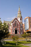 Arica, church Cathedral Royalty Free Stock Images
