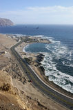 Arica Coast Royalty Free Stock Images