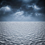 Arid area. 3d rendering abstract in arid areas Stock Photography
