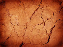Arid earth Stock Photography