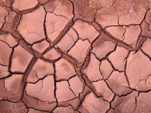Arid Royalty Free Stock Photo