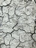 Dryness. The aridity of the ground without water stock photo