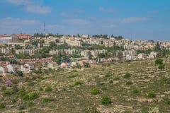 Ariel miasta widok Obraz Stock
