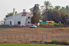 Ariel Sharon - πρώην ισραηλινός ΠΡΩΘΥΠΟΥΡΓΟΣ Στοκ φωτογραφία με δικαίωμα ελεύθερης χρήσης