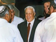 Ariel Sharon Στοκ εικόνα με δικαίωμα ελεύθερης χρήσης