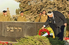 Ariel Sharon Royalty Free Stock Photo