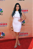 Ariel Winter. LOS ANGELES, CA - MARCH 29, 2015: Ariel Winter at the 2015 iHeart Radio Music Awards at the Shrine Auditorium Royalty Free Stock Photo