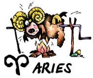 aries απεικόνιση στοκ φωτογραφία με δικαίωμα ελεύθερης χρήσης