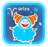 Aries libre illustration
