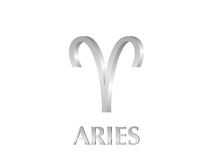 Aries sign Stock Images