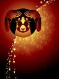 Aries zodiac background