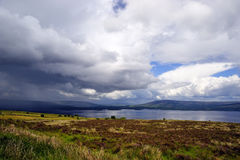 Arigna Mountains Stock Images