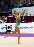 Arina Averina, Ρωσία Στοκ φωτογραφίες με δικαίωμα ελεύθερης χρήσης