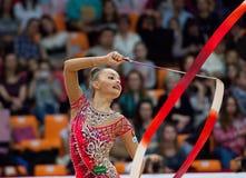Arina Averina, Ρωσία Στοκ Εικόνες