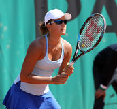 Arina RODIONOVA (RUS) at Roland Garros 2010 Royalty Free Stock Photo