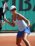 Arina RODIONOVA (RUS) at Roland Garros 2010 Stock Photography