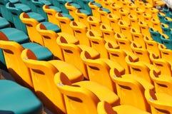 åhörareplatsstadion Arkivfoton