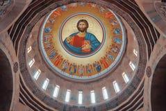 ARINJ,亚美尼亚- 2016年12月31日:内部背景和 库存图片