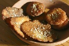 Ariselu - ένα νότιο ινδικό γλυκό πιάτο Andhra Στοκ Εικόνες
