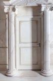 Aristocratic apartment interior in classic style Stock Images