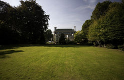 Aristocratic country house in England Stock Photo