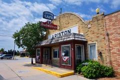 Ariston Cafe in Litchfield, Illinois Stockfoto