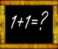 Arithmétique Photo libre de droits
