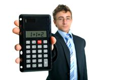 Arithmetic Royalty Free Stock Photo