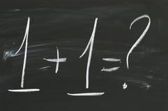 Aritmético Imagem de Stock