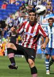 Aritz Aduriz of Athletic Bilbao Royalty Free Stock Photography