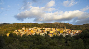 ARITZO: Country overview - Sardinia Royalty Free Stock Image