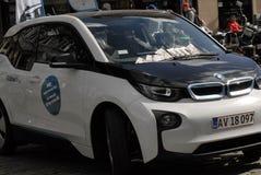 ARIVA wodowanie przejażdżki TERAZ samochody Obrazy Royalty Free