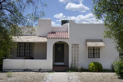 Arizona Adobe Architecture Stock Photo