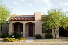 Arizona Architecture Royalty Free Stock Photography