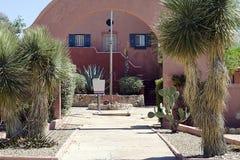 Arizona-Architektur Lizenzfreie Stockfotografie