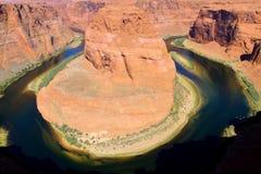 arizona böjningshästsko Arkivbild