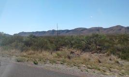 Arizona-Berge Stockfotografie