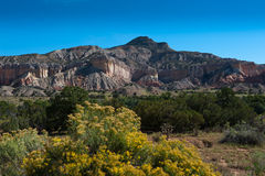 Arizona Big mountains, big Sky Stock Photography