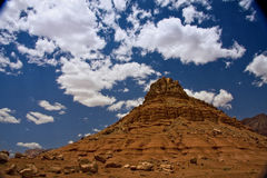 Arizona Butte Stock Image