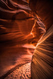 arizona canyon szczelina Obrazy Stock