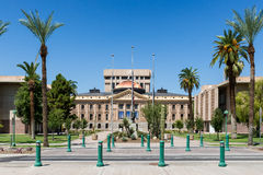 arizona capitol stan obrazy stock
