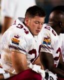 Joel Macovicka. Arizona Cardinals FB Joel Macovicka #34.  Image taken from color negative Stock Photos
